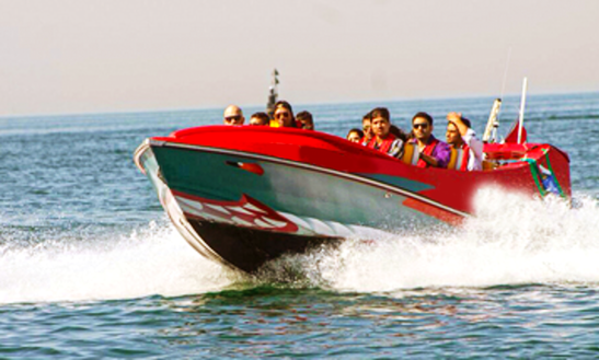 Sharkjet Jetboat Rental In Dubai, United Arab Emirates