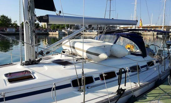 Bavaria 46 Cruising Monohull For Charter In Palma, Balears
