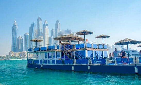 Experience Gugu Boat In Dubai, United Arab Emirates