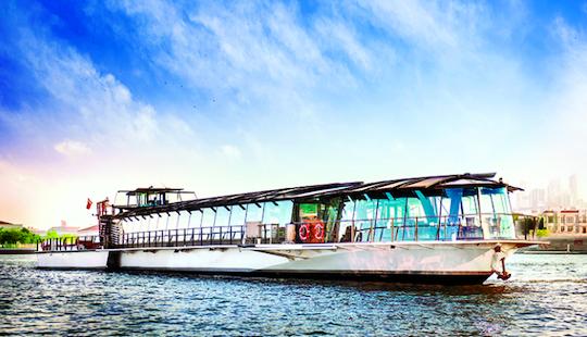 Elegant Bateaux Boat Luxury Cruise In Dubai