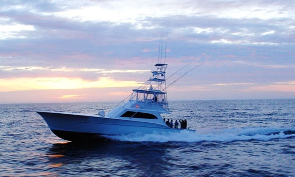 58ft sport fisherman charter in virginia beach virginia for Va fishing charters