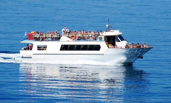Glass Bottom Boat Cruises In Kefallonia