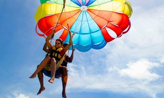 Parasailing in Grand River South East