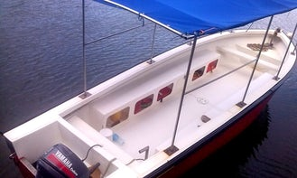 Dinghy Boat rental in Grand River South East