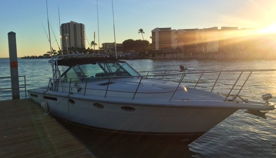 Fishing Charter On 31' Tiara Open, In Key West, Florida