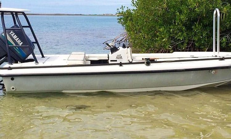 20' Action Craft Fishing Boat In Florida