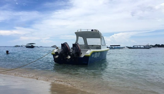 Charter A Private Scuba Diving In Gili Trawangan, Indonesia