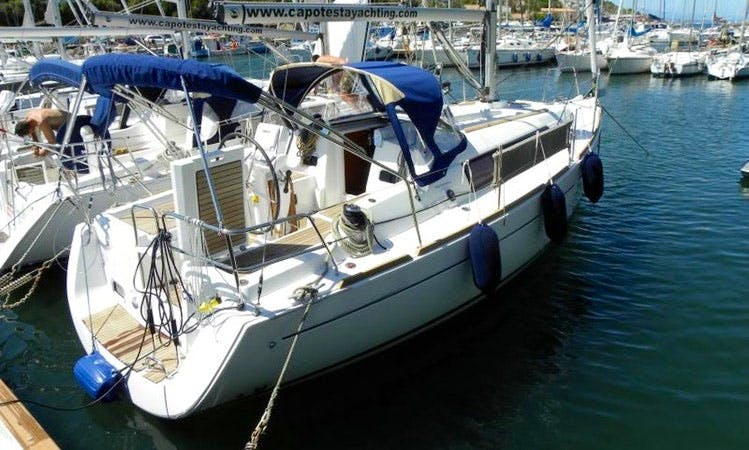 31' Sailing Yacht Charter for 6 Person in Sardena, Italy