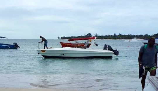 Charter A 2015 Resigraft Bowrider In Rivière Noire, Mauritius