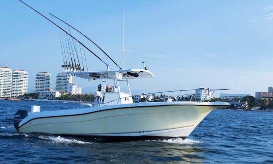 Puerto Vallarta Sport Fishing Charter 27'
