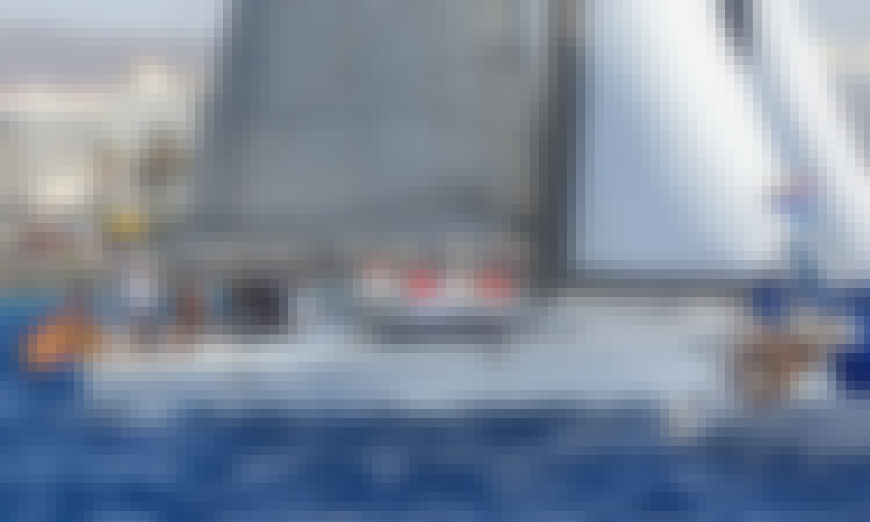 Charter Dehler 41 Cruising Monohull in Playa Blanca, Spain