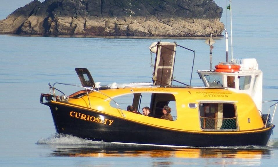 Charter a Motor Yacht in Northern Ireland, United Kingdom