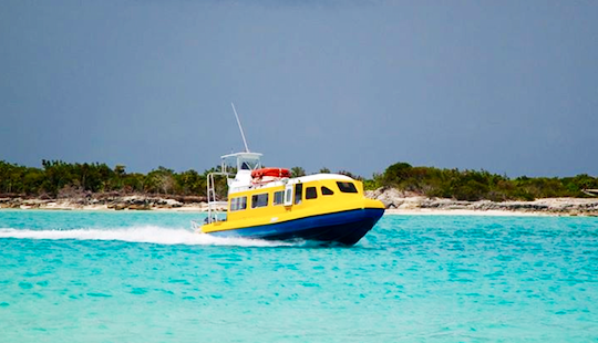 Tci Ferry Ride In Provo Turks And Caicos