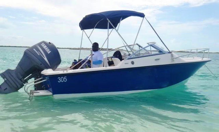 Watersports Charter Boat  in Caicos Islands