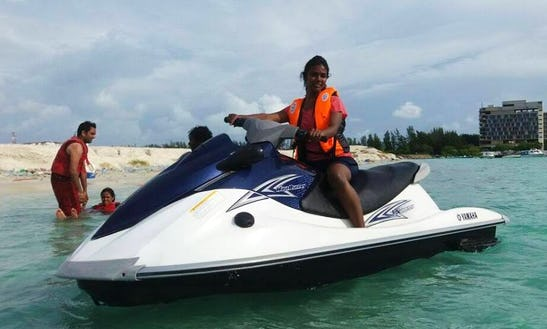 $60 An Hour To Rent A Jet Ski In Male, Maldives