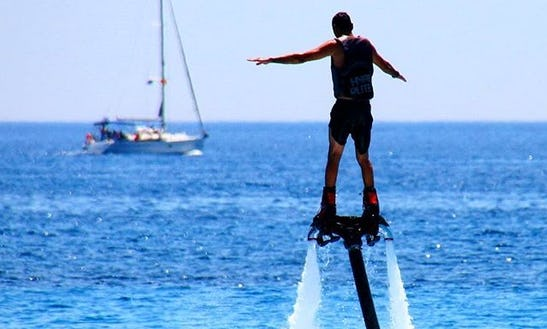 Have An Amazing Flyboarding Experience In Male, Maldives
