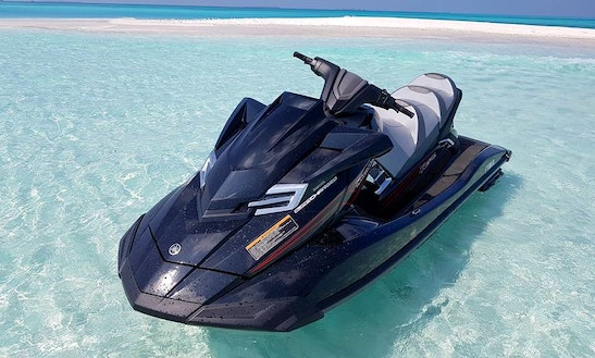 Yamaha 2 Person Jet Ski Rental In Male, Maldives