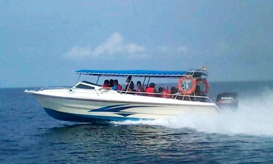 18 Persons Passenger Boat In Langkawi, Malaysia For Charter