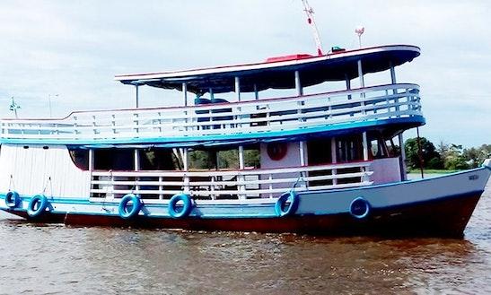 Boat Tour 5d/4n