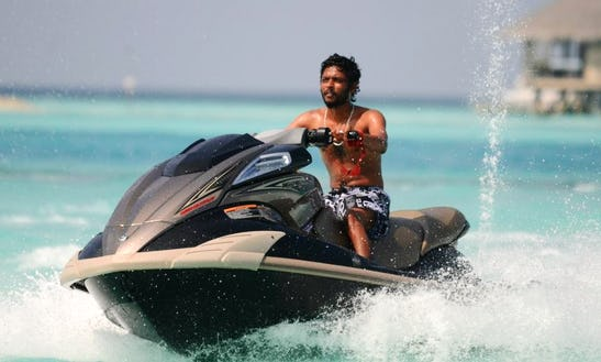 Rent A Jet Ski And Cruise To The Lagoon In Male, Maldives