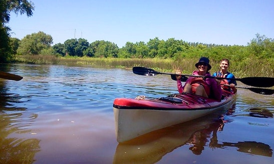Complete Day Of Kayaking In Tigre, Argentina