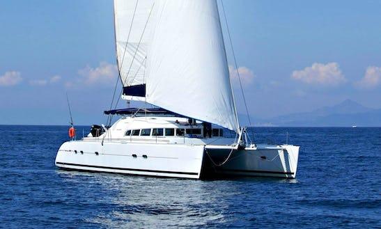 Charter 47' Cruising Catamaran In Nosy Be, Madagascar