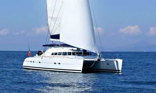Charter 47' Cruising Catamaran In Nosy Be, Madagascar