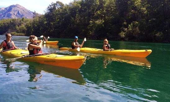Lake Kayaking Trips In Esquel