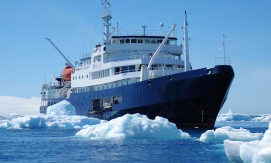 Mv Plancius Adventure Class Cruise