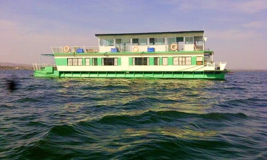 Houseboat Rental In Kariba. Zimbabwe
