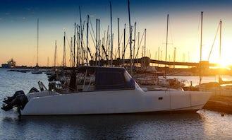 Enjoy Cruising in Port Elizabeth, South Africa on 38' Power Catamaran