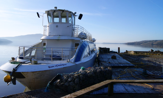 Charter A Passenger Boat In County Leitrim, Ireland
