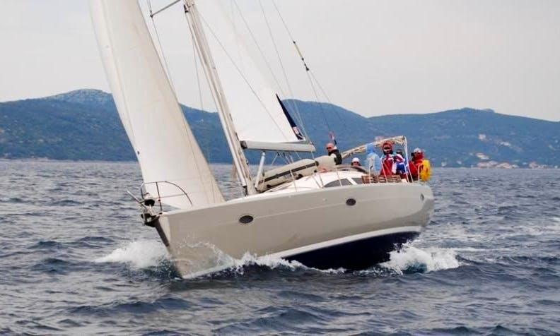 Discover West Coast of Scotland on Elan 434 Impression Sailbaot