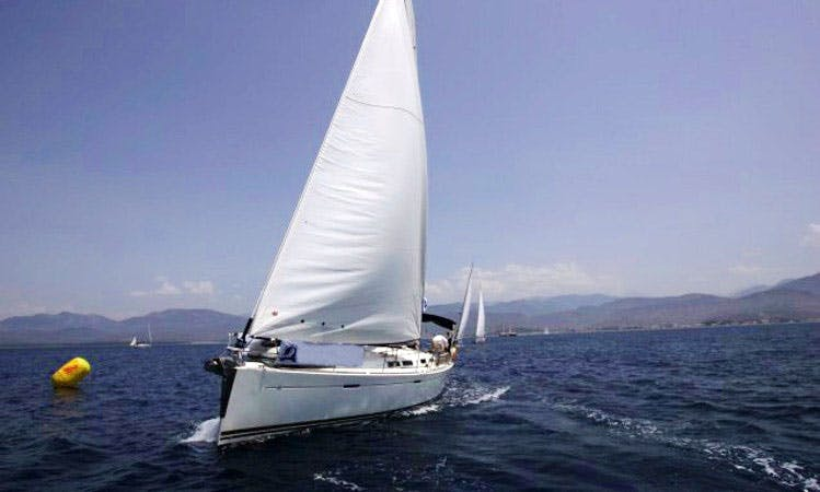 Sailing 'Loreley' Dufour 425 Charter in Fethiye