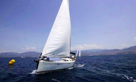 'loreley' Dufour 425 Charter In Fethiye