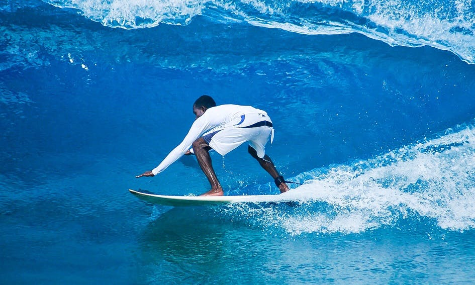 Enjoy Surfing in Ajman, United Arab Emirates