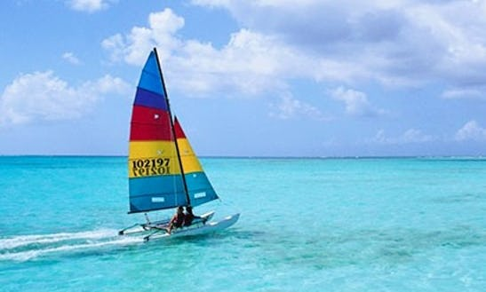 Rent A Beach Catamaran In Ajman, United Arab Emirates