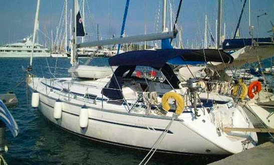 Sailing Charter 41ft