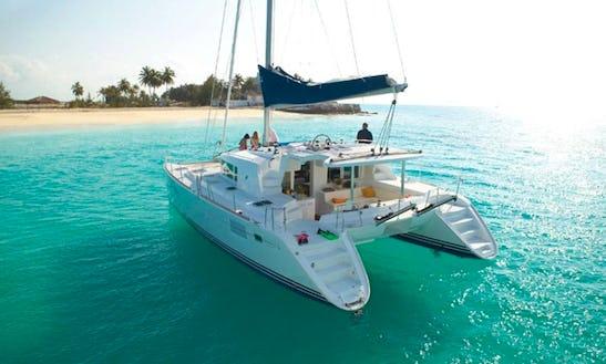 Charter 44' Lagoon Cruising Catamaran In Dubrovnik, Croatia
