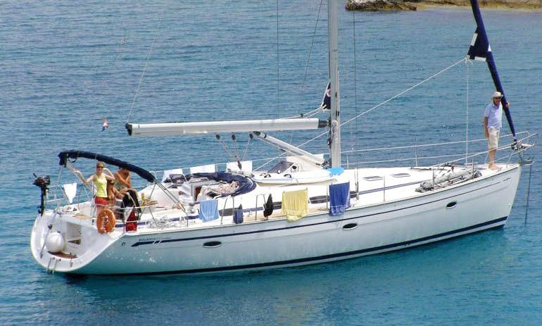 "Sailing Charter On 46ft ""Esta E Vida"" Bavaria Cruising Monohull In Kavala, Greece"