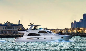 Charter This 10 Person  Yacht in Dubai, for $545 USD for 5 hours