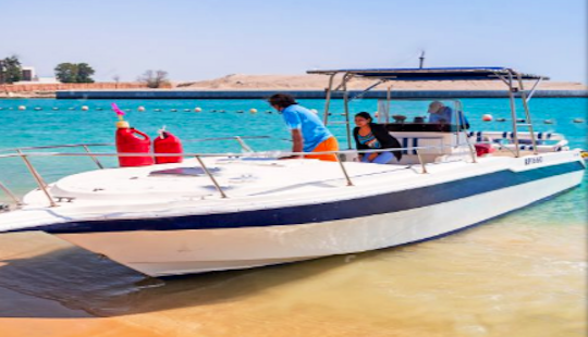 Go Fishing On 8 People Center Console In Dubai United Arab Emirates