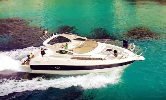 Go Island Hopping In Menorca, Spain Aboard Gobbi 365 Motor Yacht