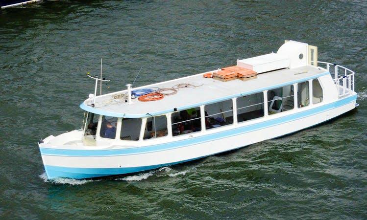 KLARA Passenger Boat rental in Budapest