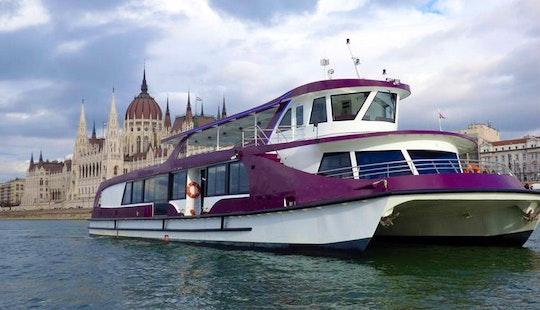 Cruising Catamaran Charter In Budapes, Hungary