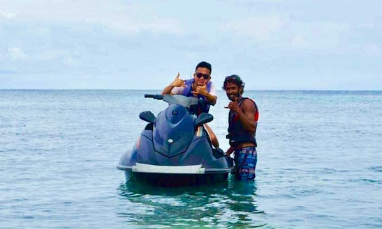 $110 An Hour For This Amazing Jet Ski Rental In Male, Maldives