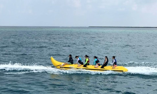 Enjoy Adventurous Banana Rides In Malé, Maldives