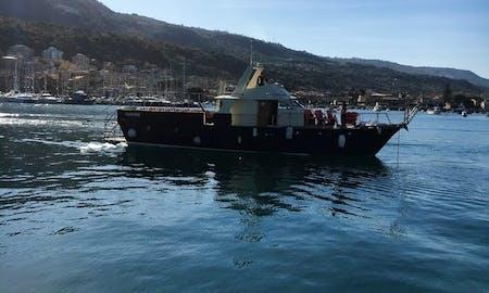 Mini Cruise from Tropea and Vibo Marina along the coast