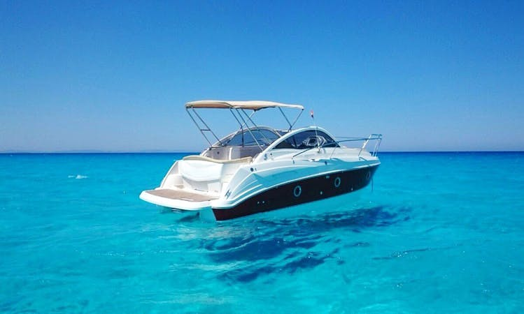 27' Motor Yacht Rental In Ibiza Balearic Islands, Spain