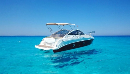 27' Motor Yacht Rental In Ibiza Balearic Islands, Spain